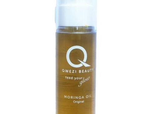 Qwezi Beauty 100% Pure Moringa Oil 50ml