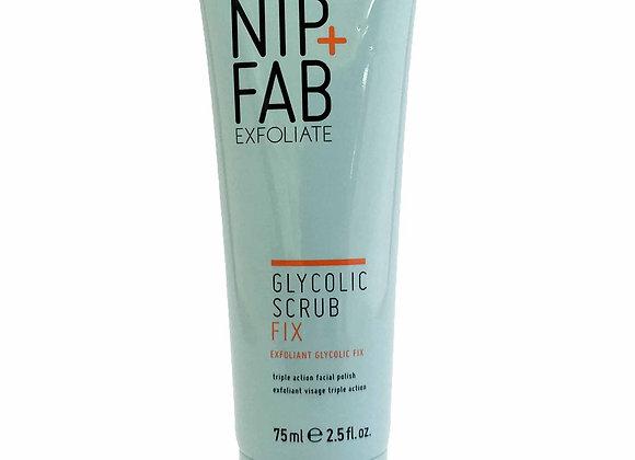 NIP+FAB Glycolic Fix Scrub 75ml