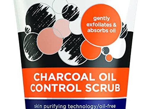 Biore Charcoal Anti-Blemish Scrub