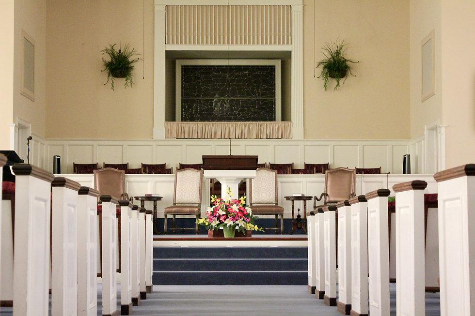 Image of Church Sanctuary
