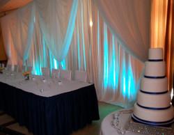 5-Tiered Fondant Wedding Cake