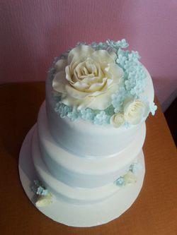 Sugar Paste Bouquet