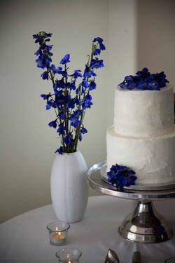 Buttercream 2-Tier Wedding Cake