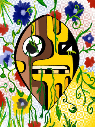 The Mask (In Bloom)