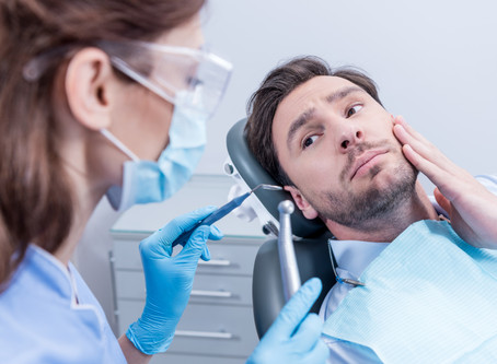 Visit Your Family & General Dentist in Pflugerville, Texas If You Notice These Warning Signs