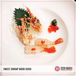Sushi Maru Japanese Restaurant_Sweet Shrimp Nigiri Sushi.jpg