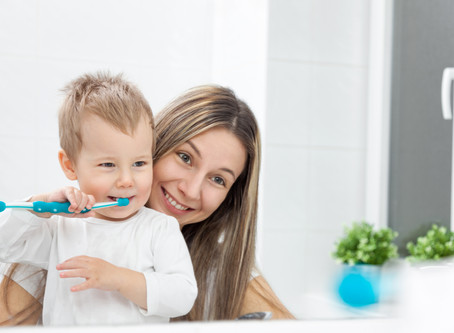 Tooth brushing Tips For Tots, From Your Irving and Las Colinas Dentist  | MacArthur Park Dentistry