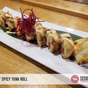 Sushi Maru Japanese Restaurant_Crispy Spicy Tuna Roll.jpg