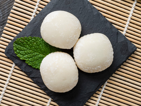 Calling All Fans of Mochi in Fort Worth! | MK's Sushi - Western Center
