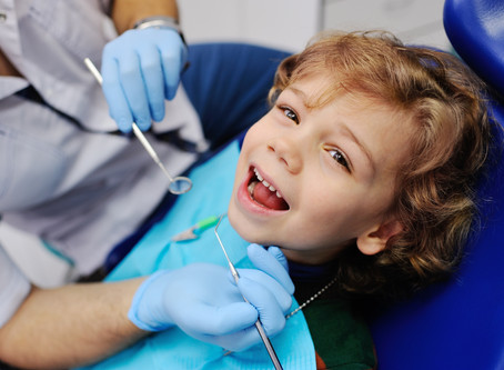 Baby Teeth Are Important, Too! Your family Dentist in Bellevue Explains Why | Bellevue Park Dental