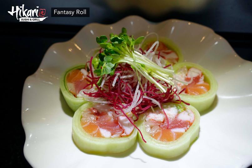Hikari Sushi & Grill Happy Hour Japanese Restaurant in Frisco, TX 75033