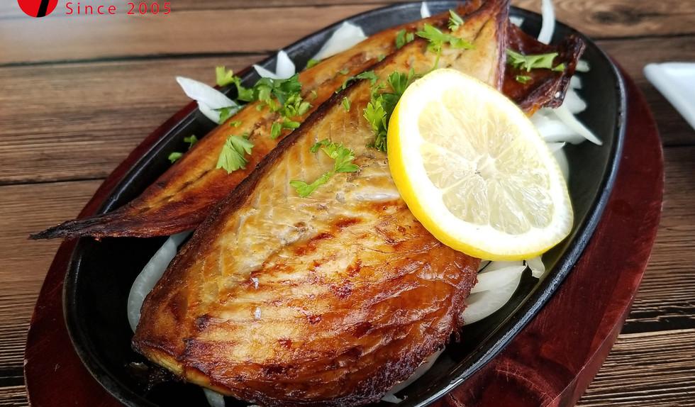 Mk's Sushi_Grilled Marckerel_02.jpg