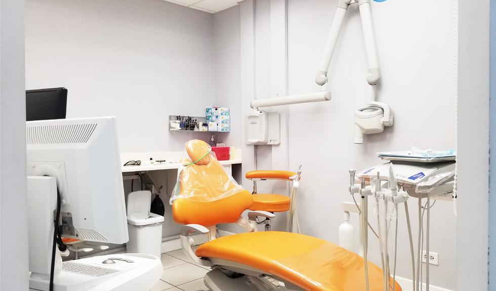Dallas Dental Implant Center Office Phot