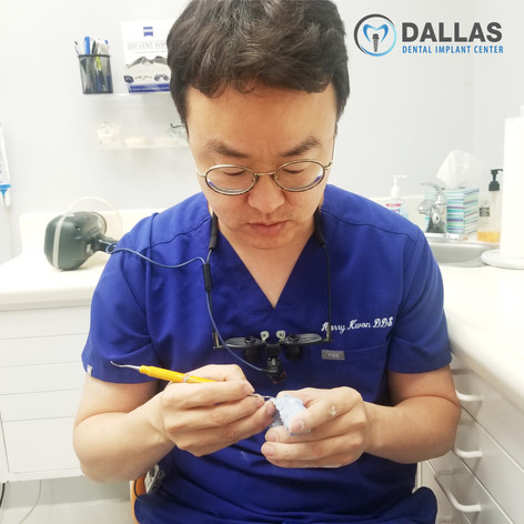 Dallas Dental Implant Center_ Dr. Kwon (