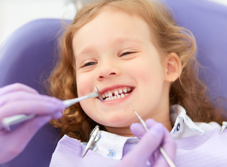 Baby Teeth Are Important, Too! Your Family and Pediatric Dentist in Irving, Texas Explains Why