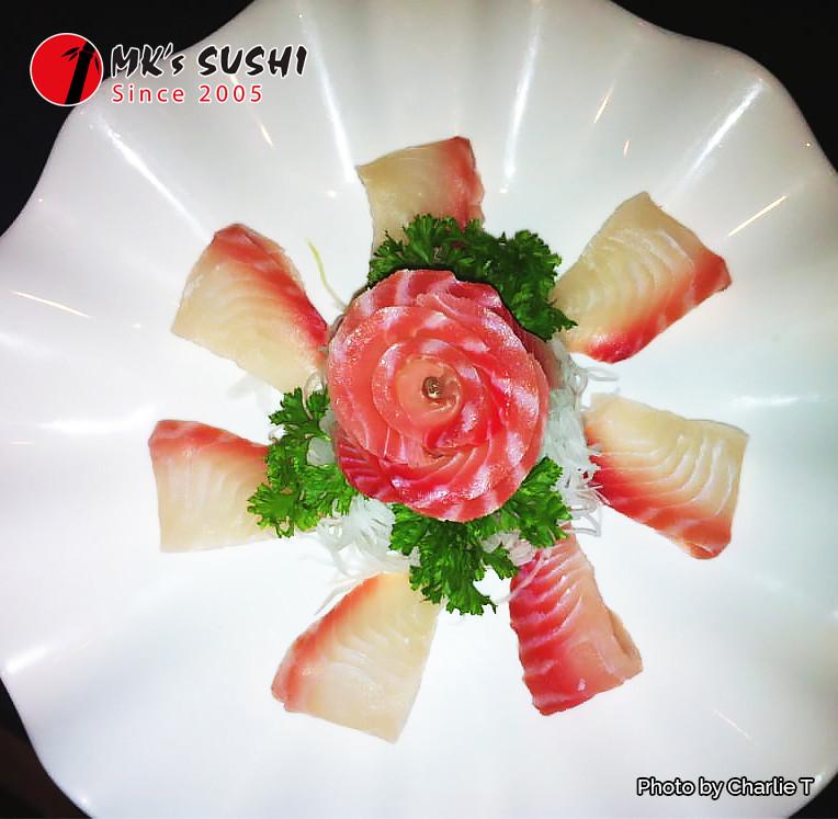 Mk Sushi Western Center- Photo by Charli
