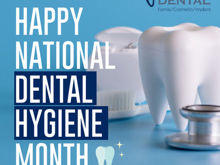 Keep Smiles Healthy This October! #DentalHygieneMonth With Your General Dentist in Beaverton, Oregon