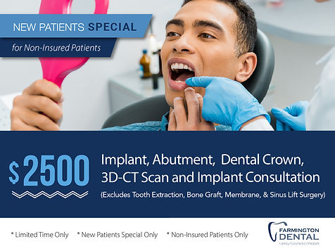 Farmington Dental Care Implants, Family,