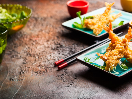 10 Fun Facts About Tempura, From Fort worth Japanese Restaurant | MK's Sushi - Western Center
