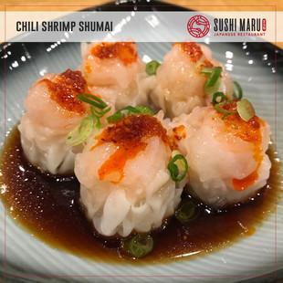 Sushi Maru Japanese Restaurant_Chili Shrimp Shumai.jpg