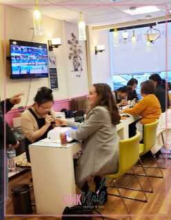 Pink Nail Lounge & Spa Manicure Pedicure Waxing in Park Ridge, IL