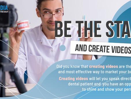 Be the Star and Create Videos! | GMedia Digital Marketing in Dallas, TX