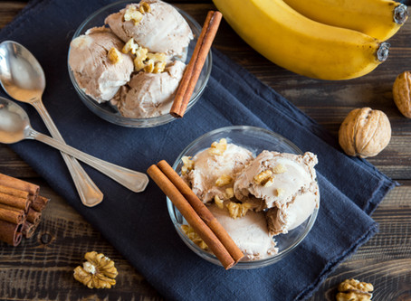 Delicious 1-Ingredient Banana Ice Cream Will Make Your Teeth (and Your Dallas Dentist) Happy!