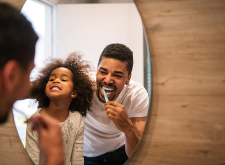 Tooth brushing Tips For Tots, From Your Glen Ellyn Dentist | Dental care of Glen Ellyn