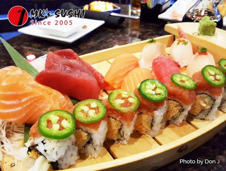 Mk Sushi Western Center- Photo by Don J