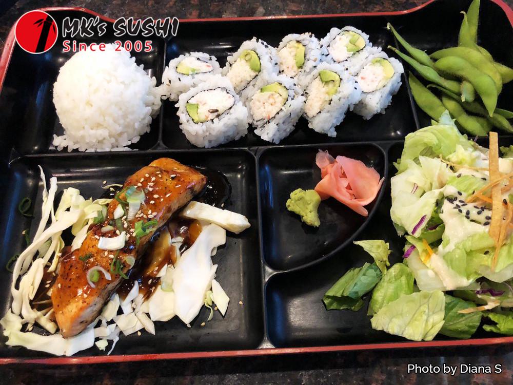 Mk Sushi Western Center- Photo by Diana