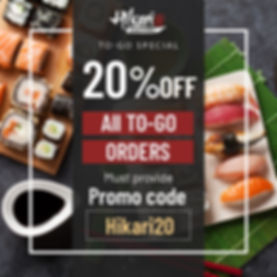 Hikari Sushi & Grill All You Can Eat & Happy Hour Japanese Restaurant