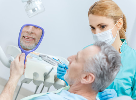 Denture Care & Adjustment Tips, From Portland Premier Family and General Dentist