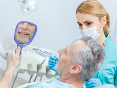 Denture Care & Adjustment Tips, From Portland OR Premier Family and General Dentist