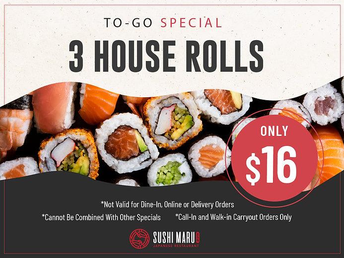 Sushi Maru Japanese Restaurant_3 house r