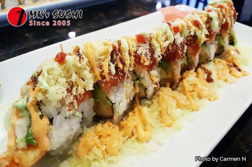 Mk Sushi Western Center- Photo by Carmen