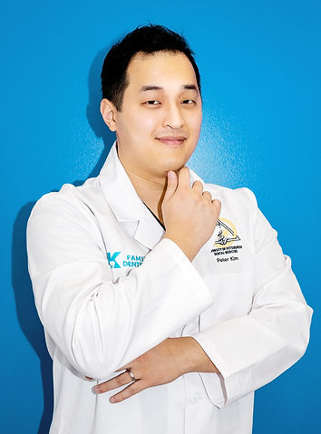 Dr. Peter Kim-K Family Dentistry-General