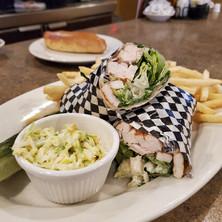 Omega Restaurant & Bakery_Chicken Caesar Wrap.jpg