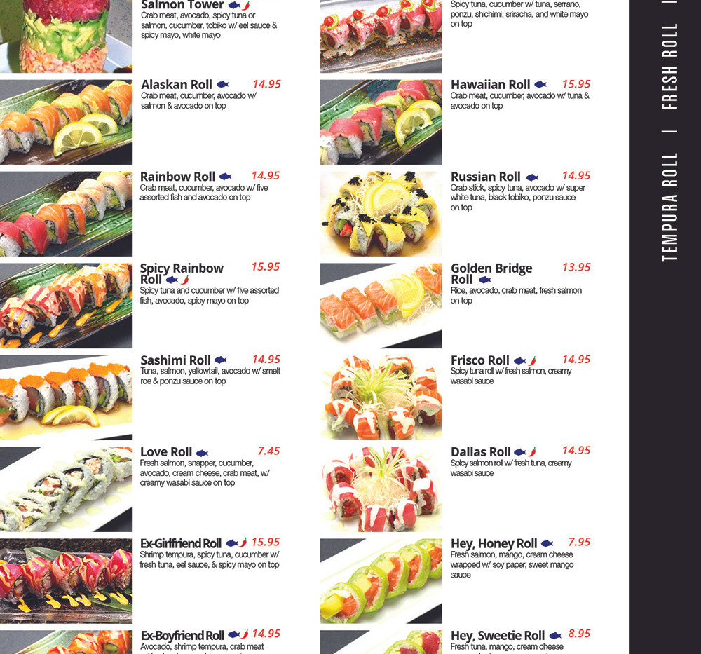 Hikari Sushi & Grill Japanese Restaurant