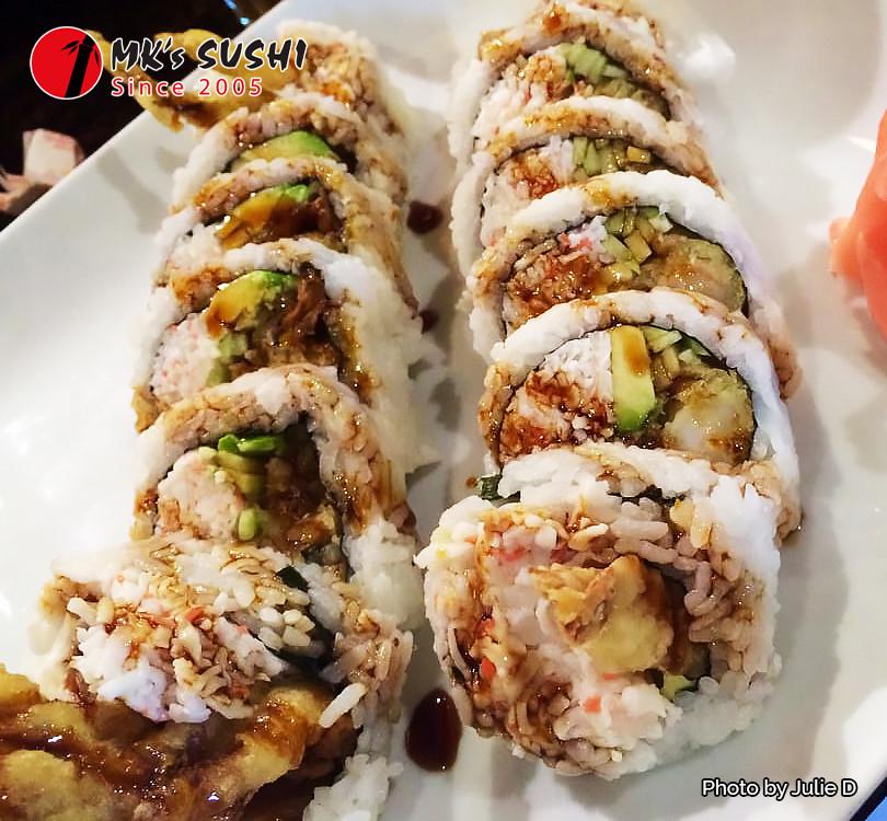 Mk Sushi Western Center- Photo by Julie