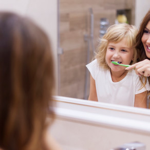 Tooth brushing Tips For Tots, From Your Tacoma Dentist | Paul Sioda Dental