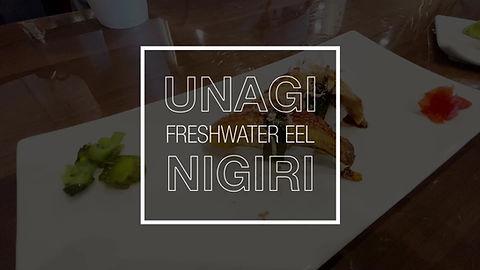 Sushi Maru Japanese Restaurant Unagi Nigiri