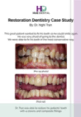 Hue Dental_Restoration Dentistry Case St