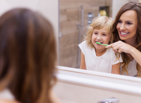 Fun Ways To Get Your Kids To Brush Their Teeth, From Your Dallas Dentist | Forest Lane Dental