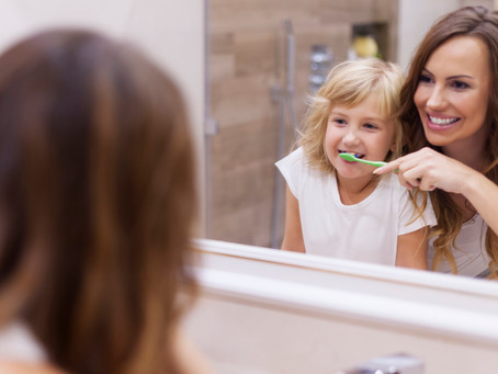 Fun Ways To Get Your Kids To Brush Their Teeth, From Your Child Friendly Dentist in Dallas, Texas