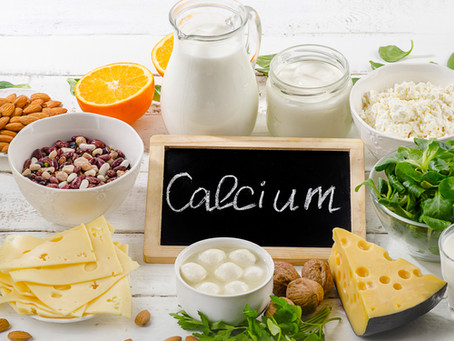 Calcium Rich Non-Dairy Foods for Strong and Healthy Fort Worth and Arlington Smiles!