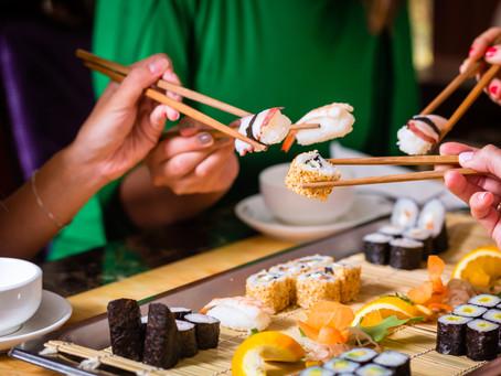How to Eat Sushi Properly! Fort Worth Sushi Restaurant Gives Tips | MK's Sushi