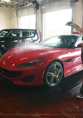 The Car Spa Car Wash & Detail Oil Expres