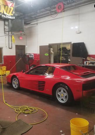 The Car Spa Car Wash, Detail Center, _ O
