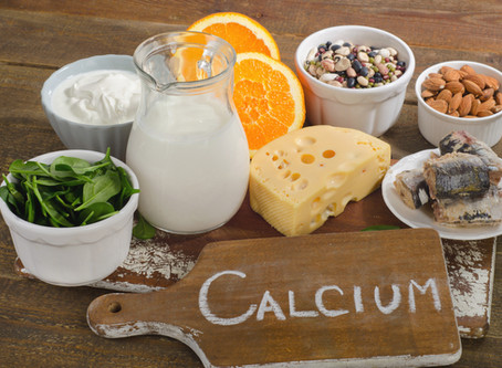 Calcium Rich Non-Dairy Foods for Strong and Healthy Portland, Happy Valley and Milwaukie Smiles!