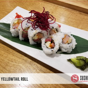 Sushi Maru Japanese Restaurant_Spicy Yellowtail Roll.jpg